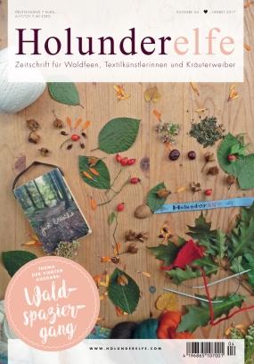 Ausgabe 4 Herbst Cover